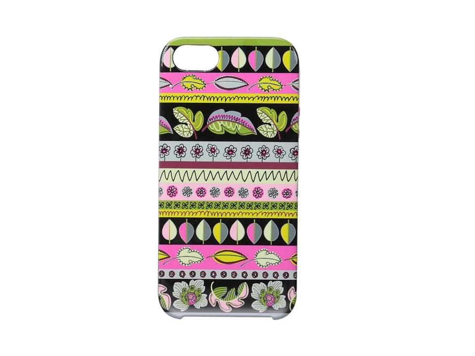 Vera Bradley - Whimsy Hybrid Hardshell Case for iPhone 5 (Moon Blooms) Cell Phone Case