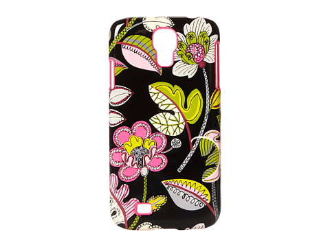 Vera Bradley Snap On Case For Samsung Galaxy S4 (Moon Blooms) Cell Phone Case