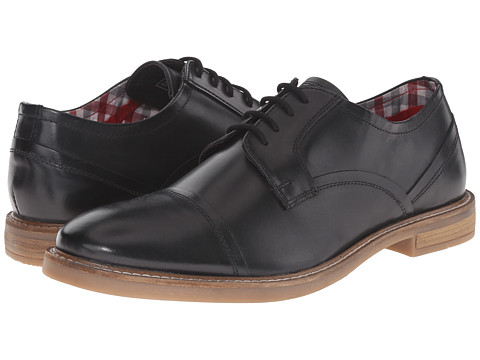 Ben Sherman - Leon (Black) Men's Shoes