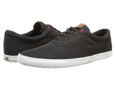 Ben Sherman - Jasper (Black) Men's Lace up casual Shoes