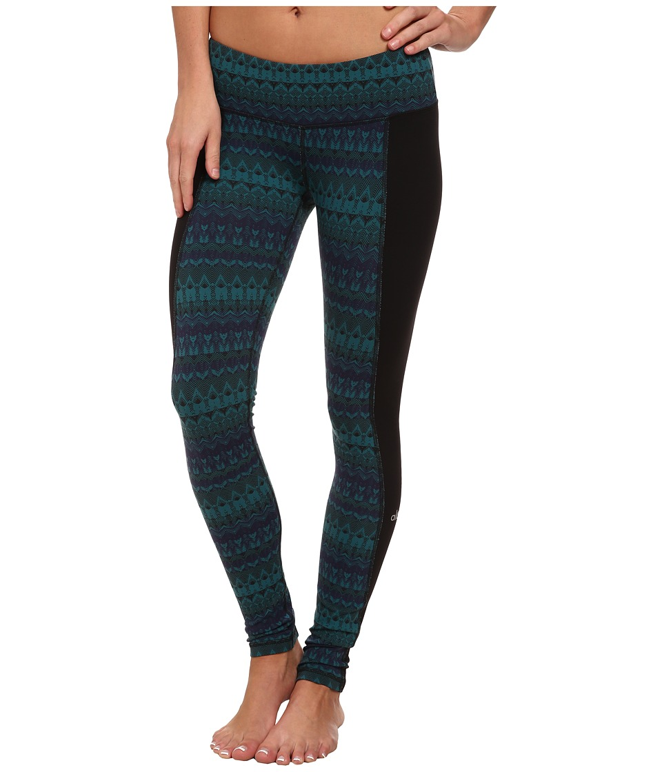 ALO - Illusion 3 Legging (Arctic Viridian) Women's Workout