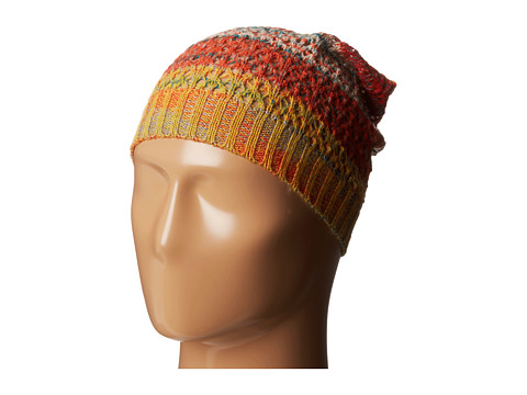Michael Stars - Blended in Color Slouch Hat (Firelight) Fedora Hats