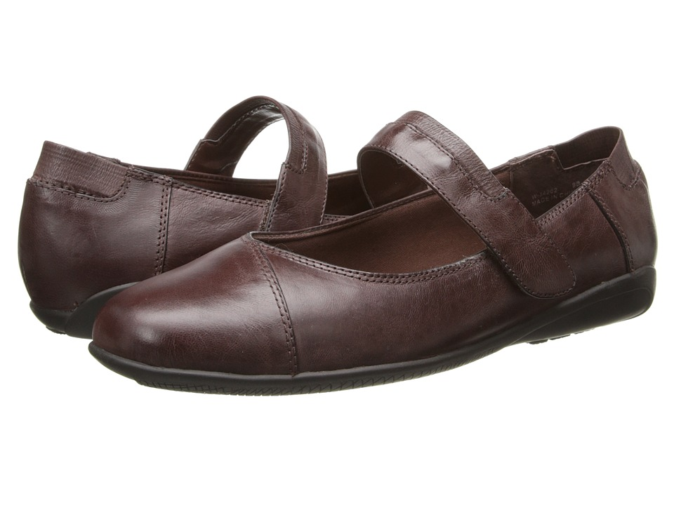 Walking Cradles - Flair (Tobacco Waxy Wash Leather) Women