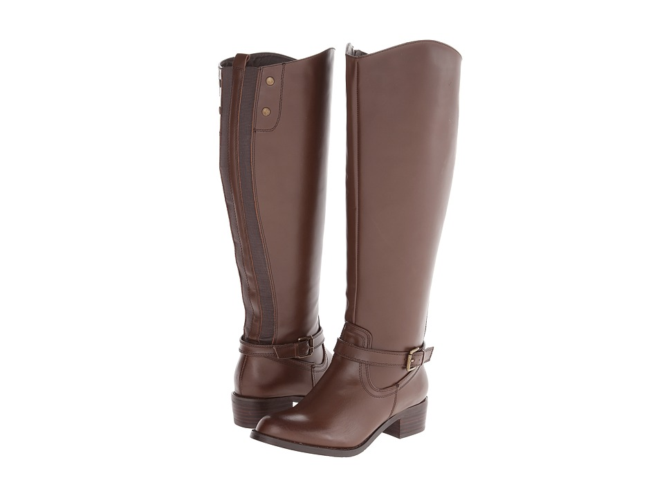 rsvp - Chester Wide Calf (Cocoa) Women's Wide Shaft Boots