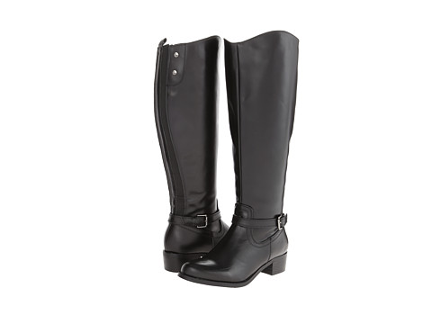 rsvp - Chester Wide Calf (Black) Women's Wide Shaft Boots