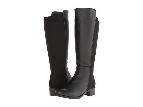 rsvp - Belmont Wide Calf (Black Tumbled) Women's Boots