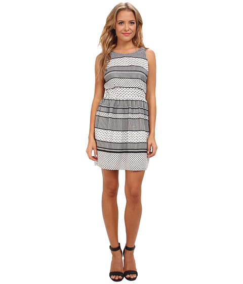 Jack by BB Dakota - Lola Dress (Black/White) Women