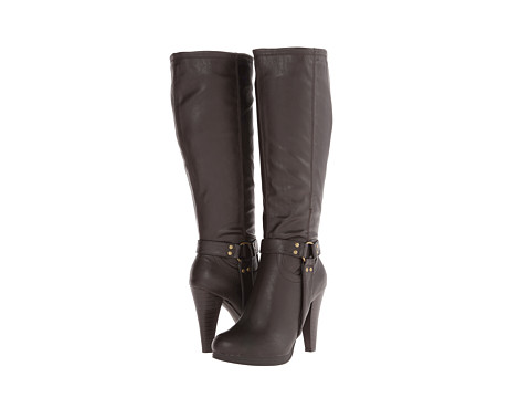rsvp - Carmel Wide Calf (Chocolate) Women's Wide Shaft Boots