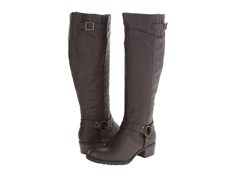 rsvp - Rylee Wide Calf (Chocolate) Women's Wide Shaft Boots