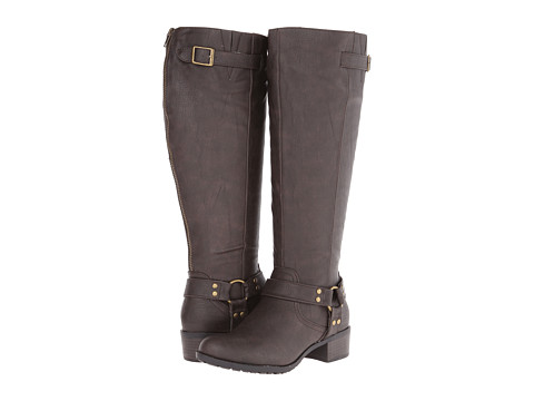 rsvp - Rylee Extra Wide Calf (Chocolate) Women's Wide Shaft Boots