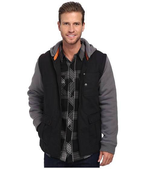 Tavik - Fenton (Black) Men's Coat