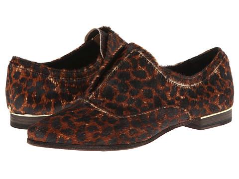 Rachel Zoe - Jennings (Leopard Hair Calf) Women's Slip on Shoes