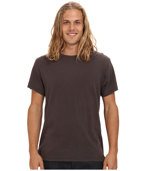 Tavik - Dirt Shirt (Raven) Men's Short Sleeve Pullover