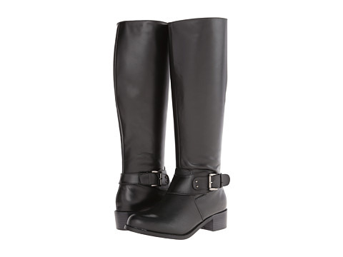 rsvp - Porter Wide Calf (Black) Women's Wide Shaft Boots