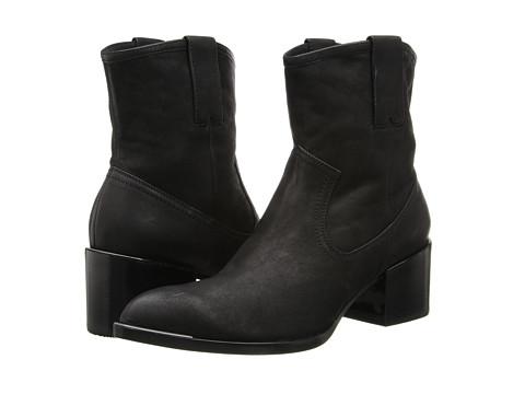 Rachel Zoe - Lori (Black Vintage Suede) Women's Pull-on Boots