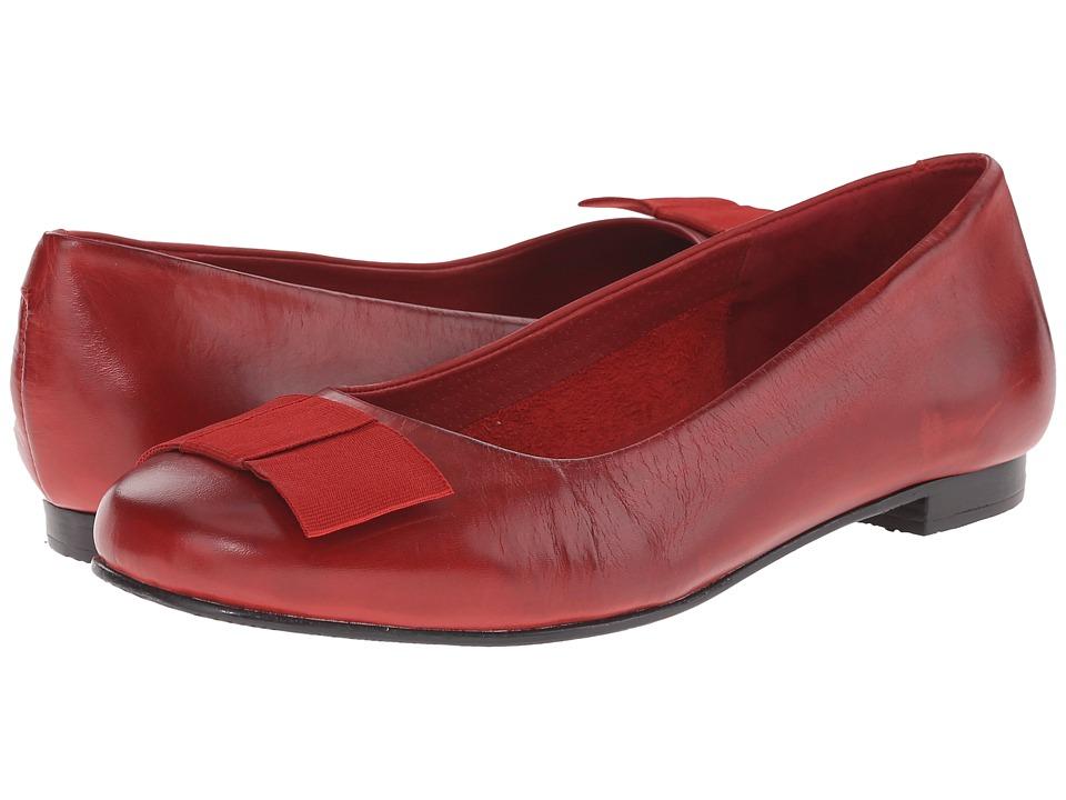 Rose Petals - Fleece (Red Soft Maia) Women