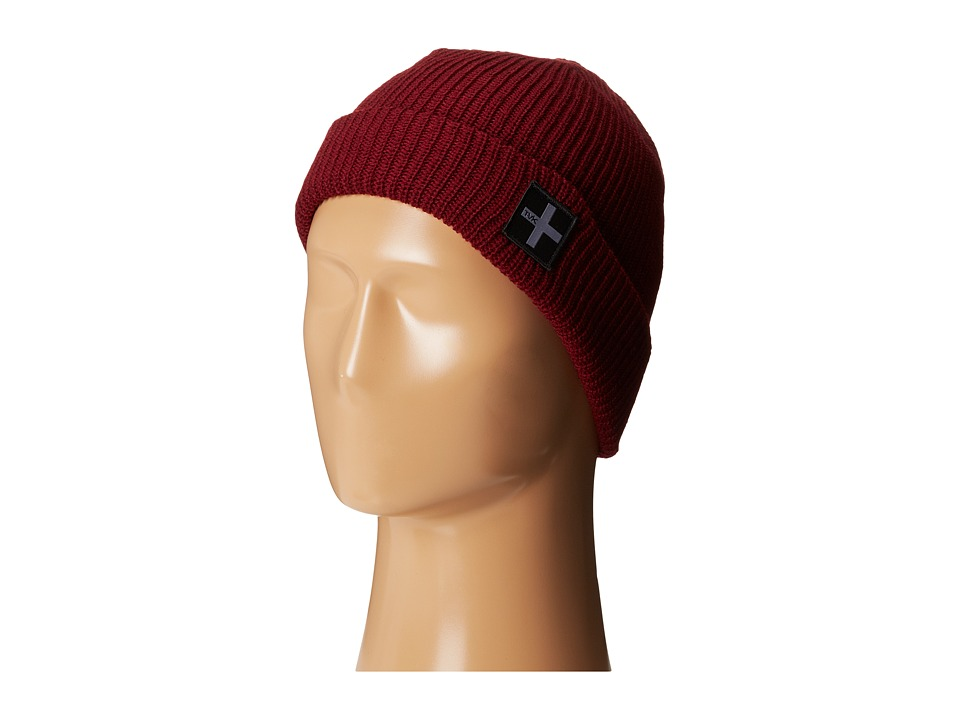 Tavik - 2 Pack (Multi (Black and Maroon)) Beanies