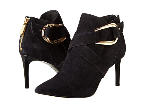 Rachel Zoe - Harmony (Black Kid Suede) High Heels