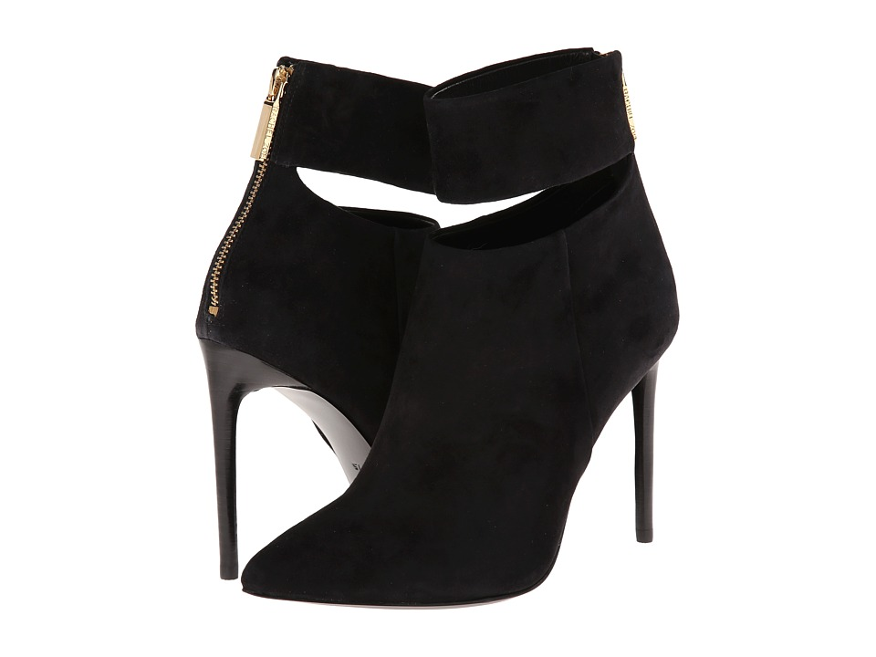 Rachel Zoe - Camilla (Black Kid Suede) High Heels