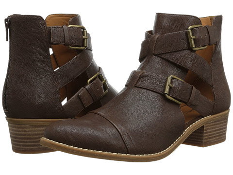Nine West - Waterloo (Brown Leather) Women's Boots