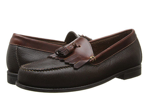 Bass - Calhoun (Dark Brown/Brown) Men's Shoes