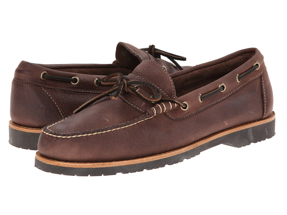 Bass - Harmon (Dark Brown) Men's Shoes