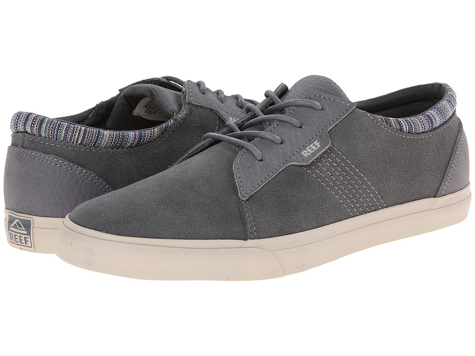 Reef - Ridge Premium (Grey Flannel) Men's Shoes