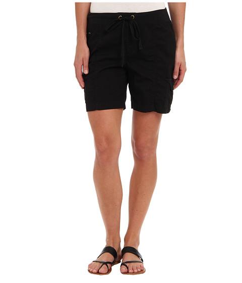 XCVI - Flint 2-Pocket Short (Black) Women's Shorts