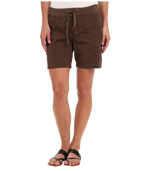 XCVI - Flint 2-Pocket Short (Coconut) Women