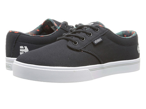 etnies - Jameson 2 Eco (Navy/White/Gum) Men