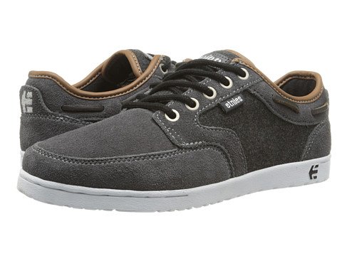 etnies - Dory (Dark Grey/White) Men
