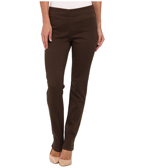 NYDJ - Poppy Pull-On Legging Super Stretch Denim (Caribou) Women