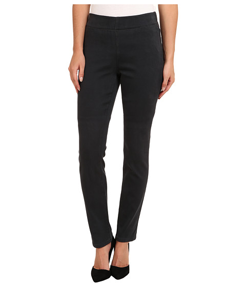 NYDJ - Poppy Pull-On Legging Super Stretch Denim (Eclipse) Women's Casual Pants