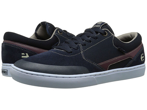 etnies - Rap CL (Navy) Men's Skate Shoes