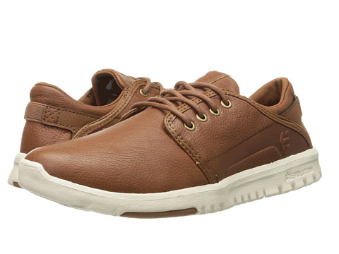 etnies - Scout (Brown) Men