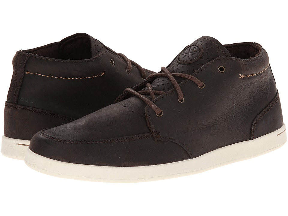 Reef Spiniker Mid NB (RESRV Collection) (Chocolate) Men