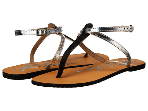 Rebels - Mindi (Black) Women's Sandals