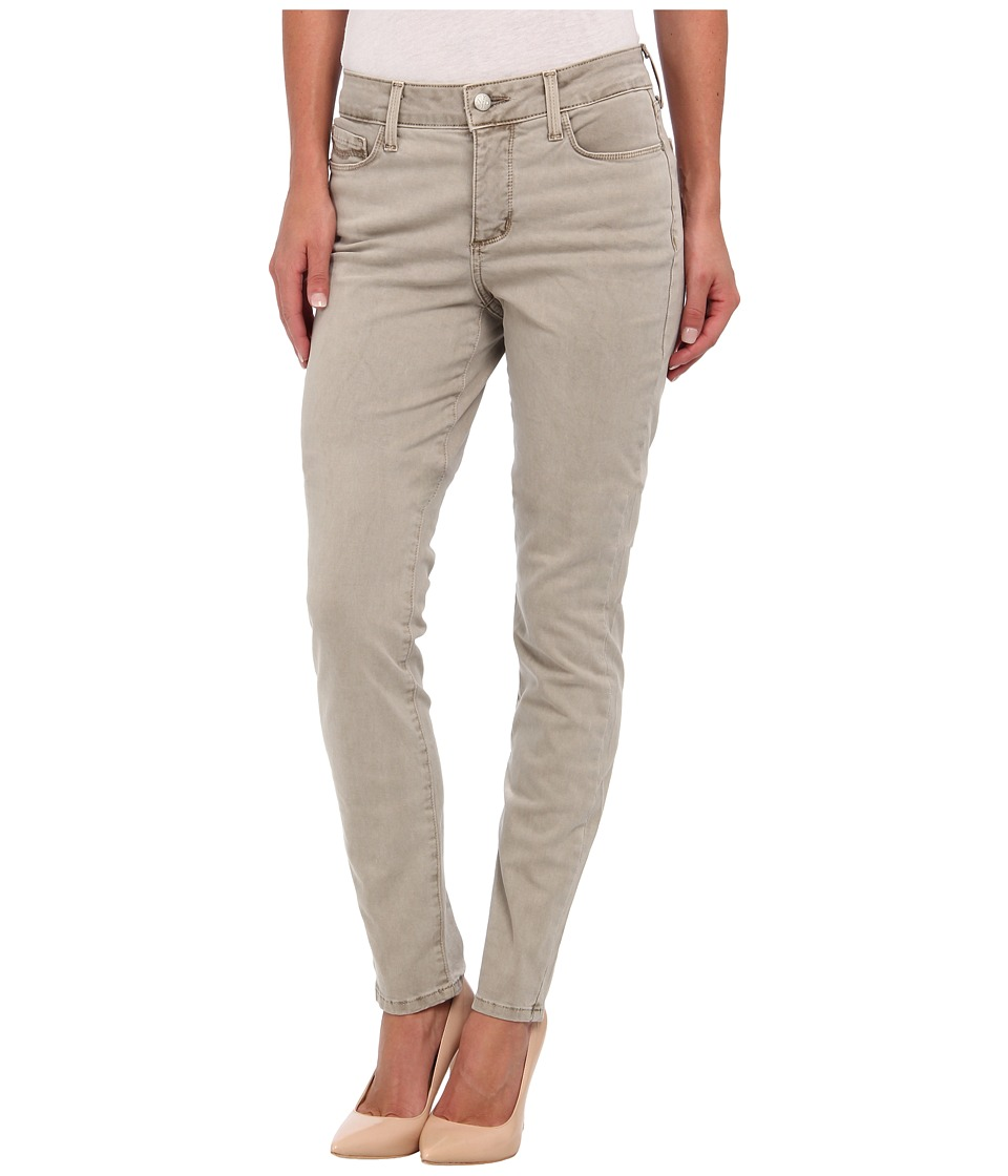 NYDJ - Alina Legging Washed Twill (Macadamia) Women's Casual Pants