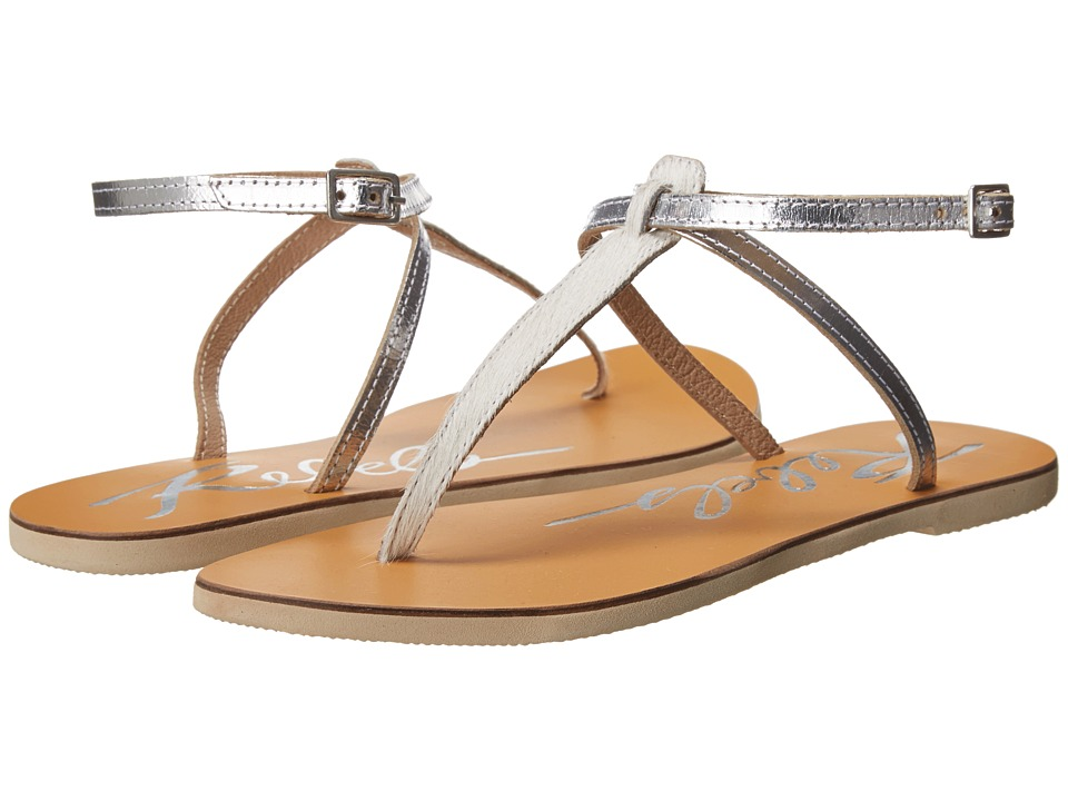 Rebels - Mindi (White) Women's Sandals