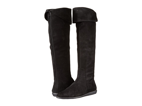 The FLEXX - Senator (Black Suede) Women's Pull-on Boots