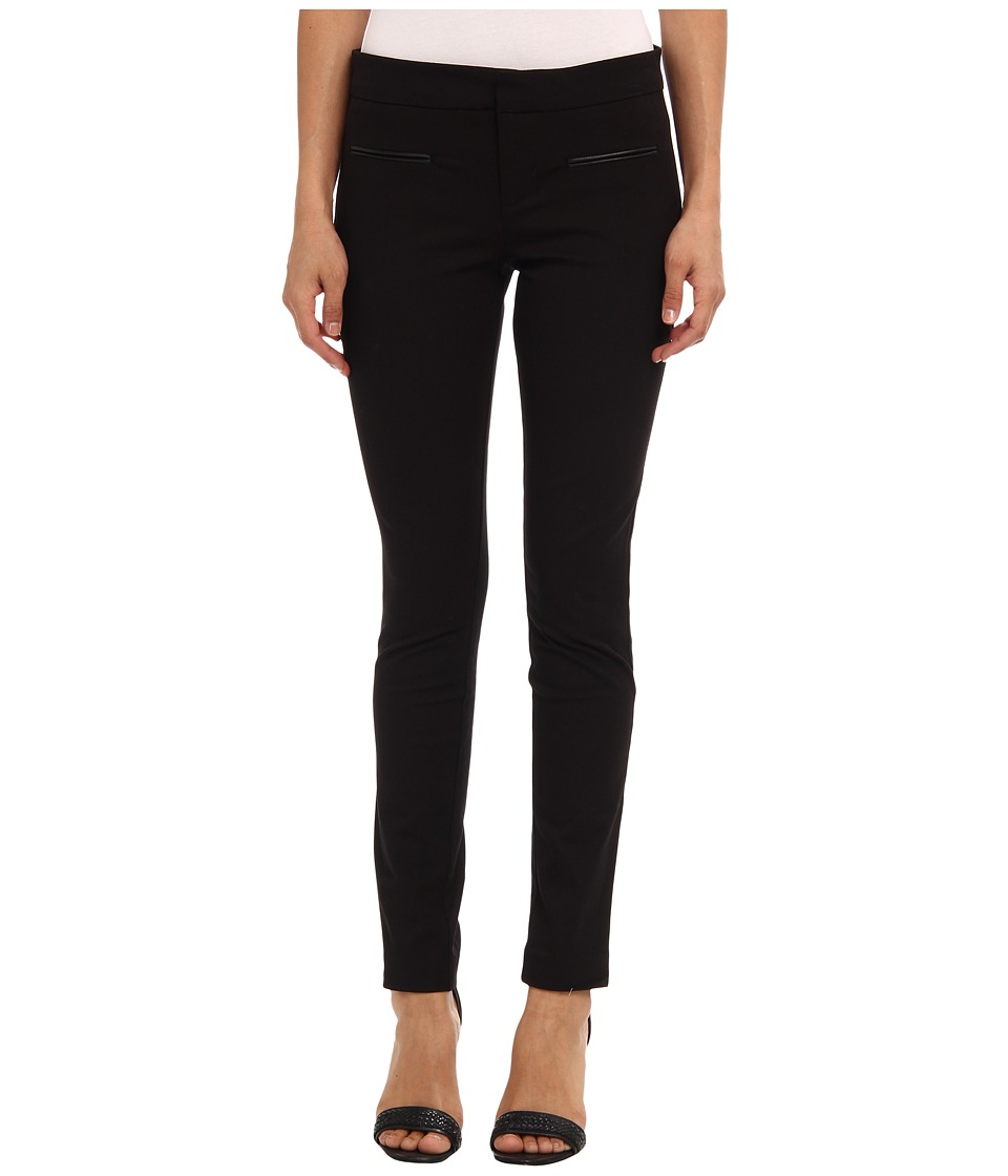 Sanctuary - City Peg Pant (Black) Women's Casual Pants