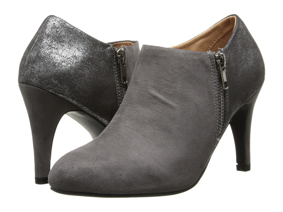Report - Dulcie (Grey Synthetic) Women's Shoes