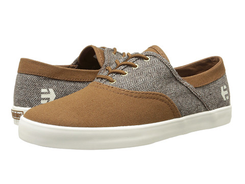 etnies - Corby (Brown) Men's Skate Shoes
