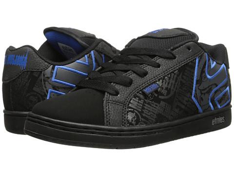 etnies - Fader x Metal Mulisha (Black/Charcoal/Blue) Men