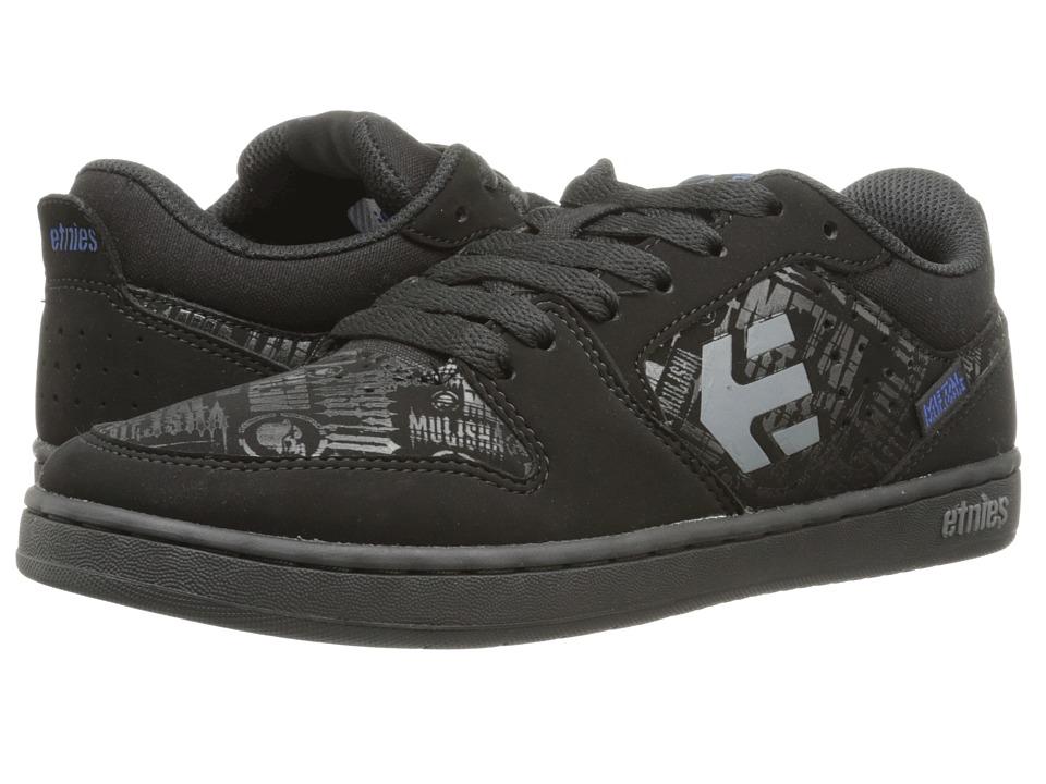 etnies - Metal Mulisha Verano (Black) Men's Skate Shoes