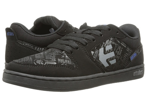 etnies - Metal Mulisha Verano (Black) Men's Skate Shoes