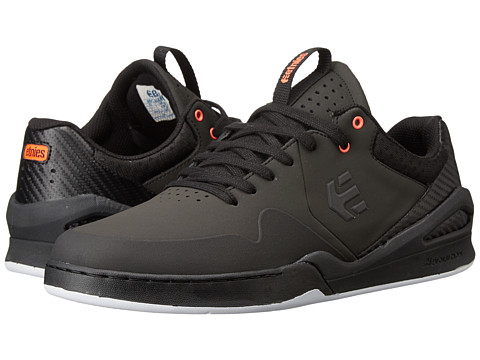 etnies - Marana E-Lite X Plan B (Black) Men's Skate Shoes