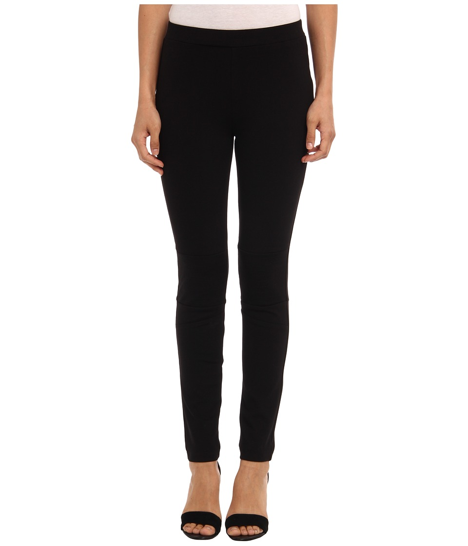 Sanctuary - Moto Legging (Black) Women's Casual Pants
