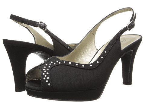 Rose Petals - Philly (Black Micro) Women's Shoes