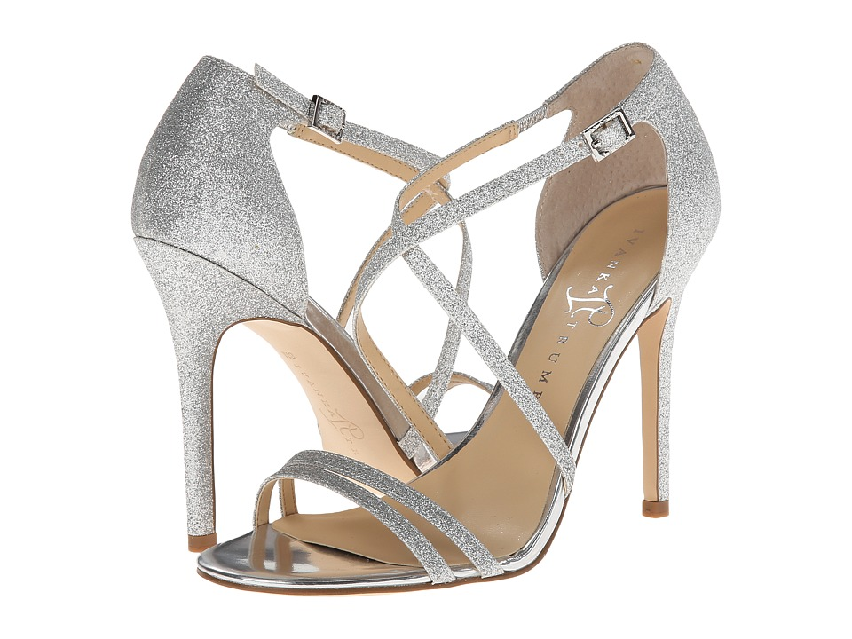 Ivanka Trump - Duchess2 (Silver Glitter) High Heels